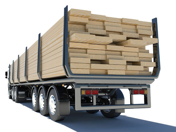 Tarps for lumber transportation and / or storage