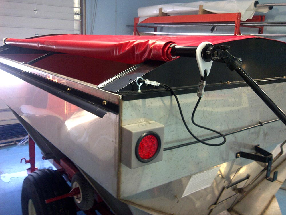 Spreader Tender Tarp Kit Systems 2